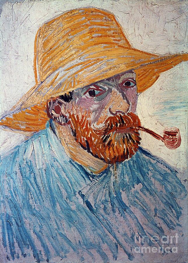 1888 Photograph - Vincent Van Gogh by Granger