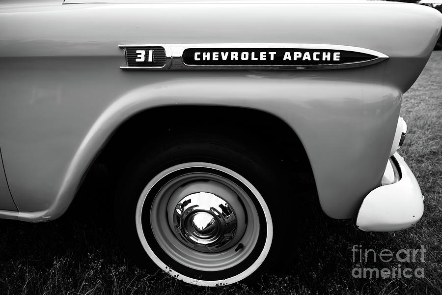 31 Chevrolet Apache Photograph