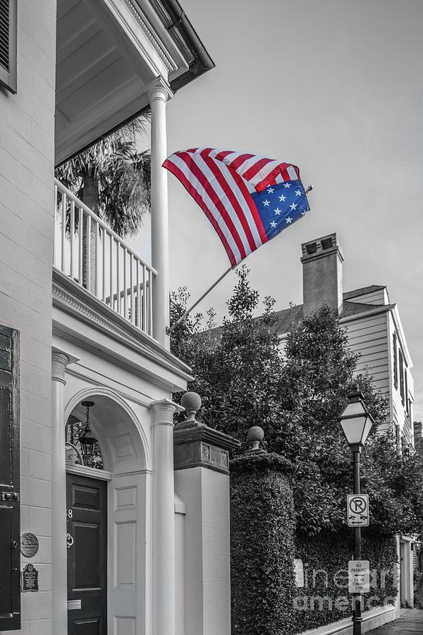 38 Church Street Charleston Photograph