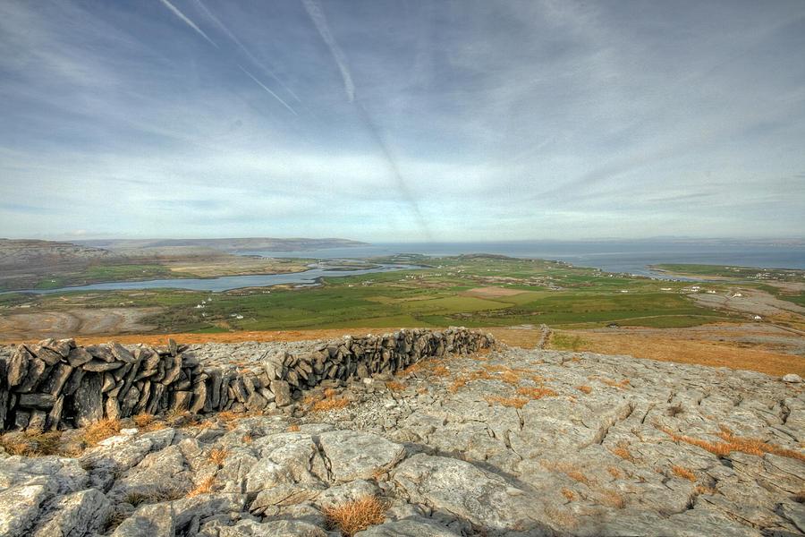 Burren View  Photograph