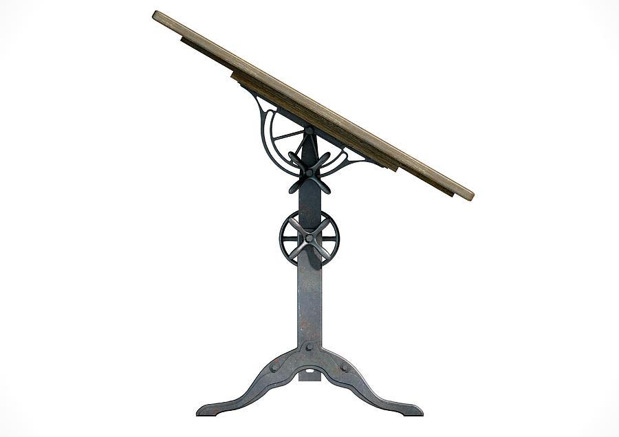 drafting table digital by allan swart