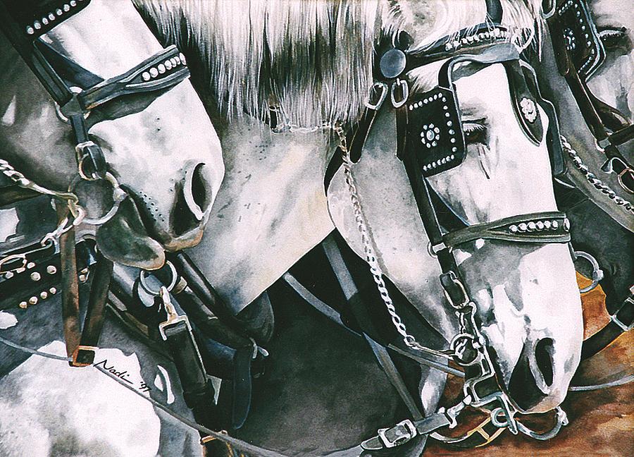 4 Grays Painting
