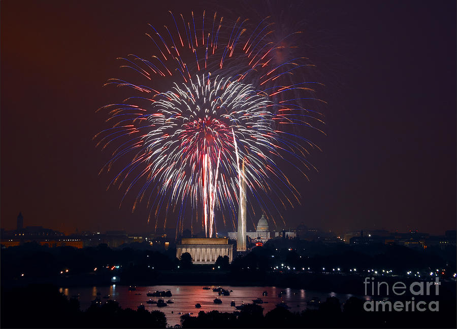 4th Of July, 2008 Photograph