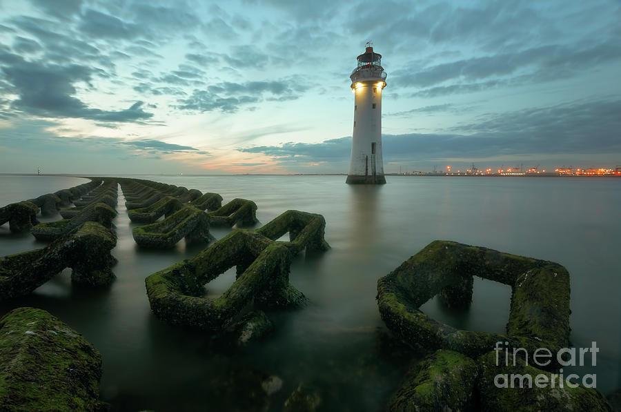 New Brighton Lighthouse Photograph