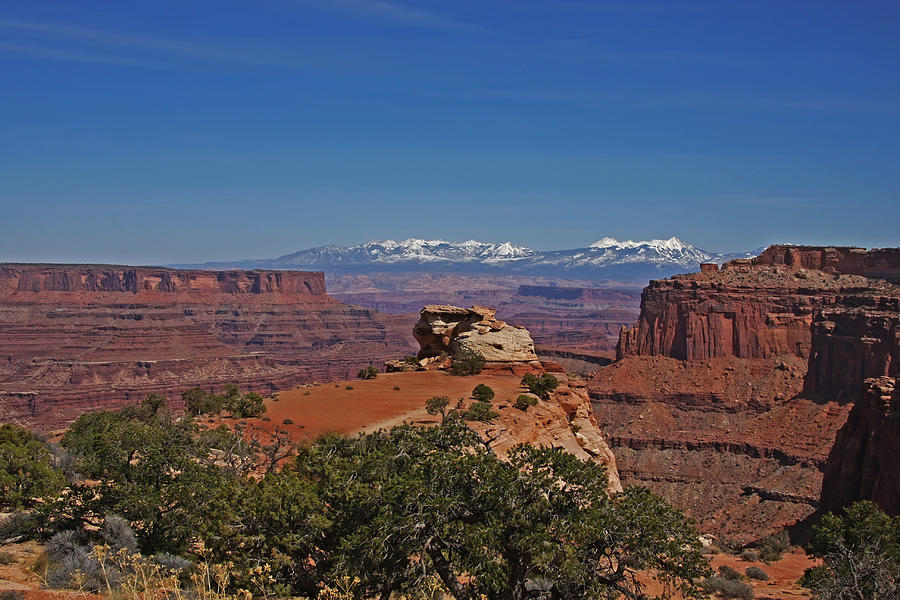Canyonlands National Park Photograph - Canyonlands National Park by Mark Smith