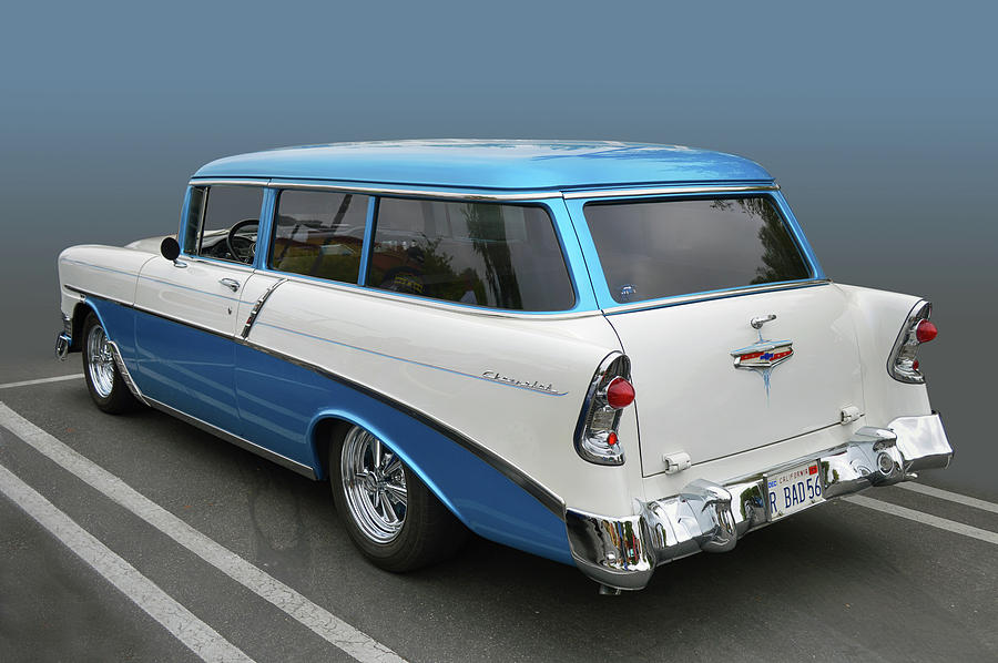 56 Chevy Wagon Craigslist | Autos Post