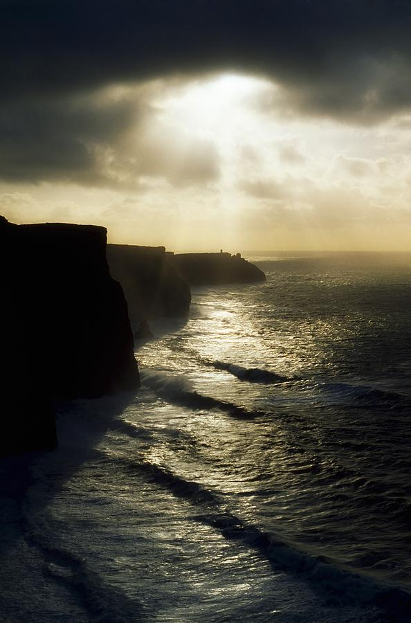Clare Photograph - Cliffs Of Moher, Co Clare, Ireland by The Irish Image Collection