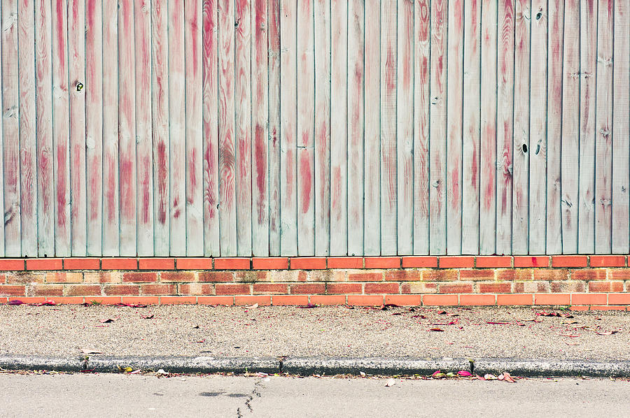 Fence Panels Photograph