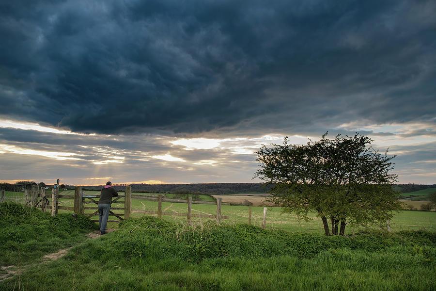 english countryside landscape old - photo #10
