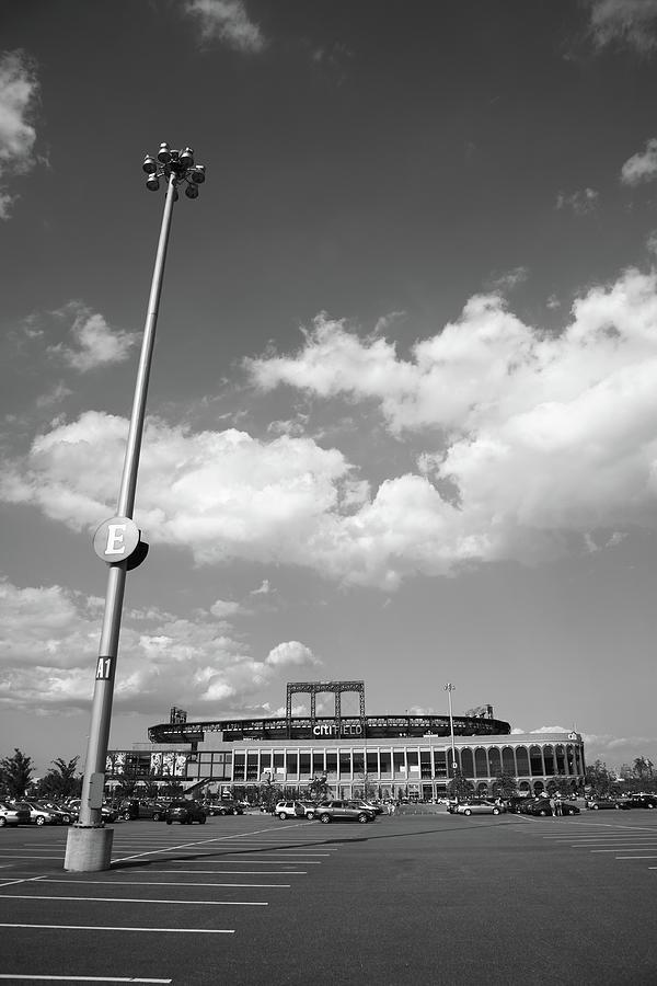 Fine Photograph - Citi Field - New York Mets by Frank Romeo