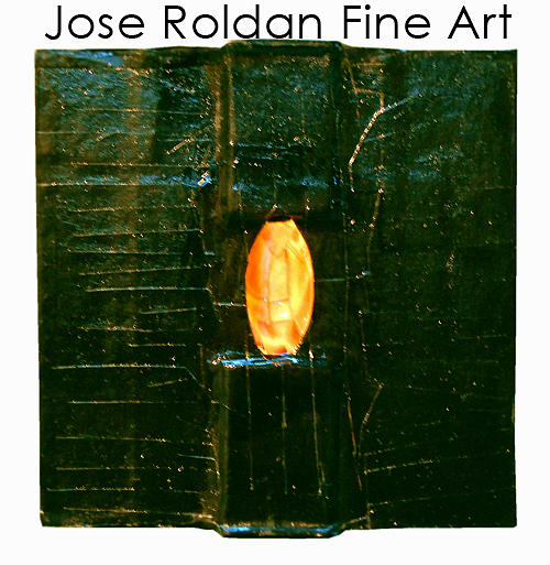 Abstraction Sculpture - 7.4 by Jose Roldan