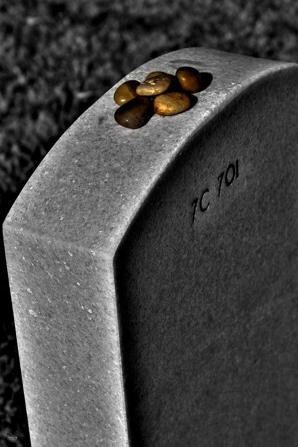 Georgia National Cemetery Photograph - 7c 701 by Jason Blalock