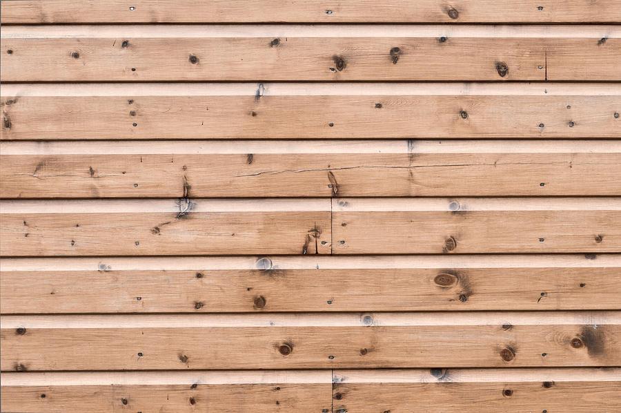 Wooden Panels Photograph
