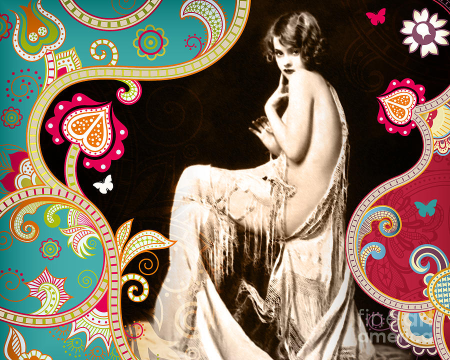 Erotic Photograph - Goddess by Chris Andruskiewicz