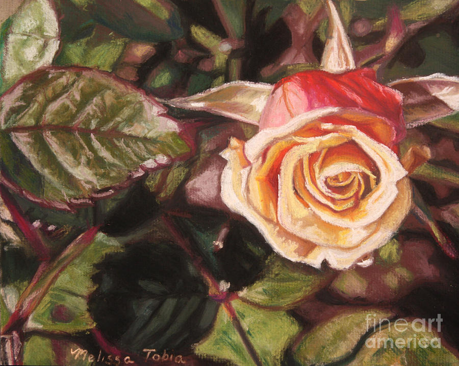Botanical Painting - A Summer Day by Melissa Tobia