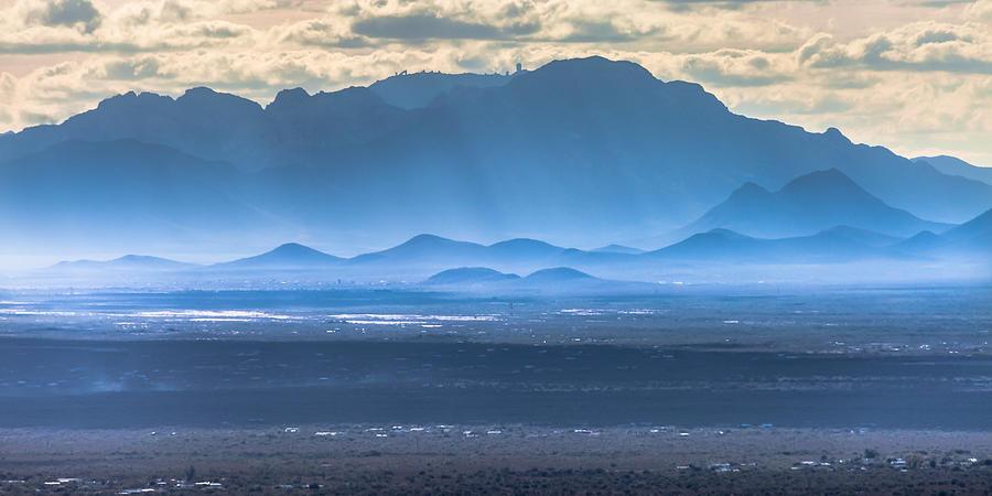 A View Of Kitt Peak Photograph