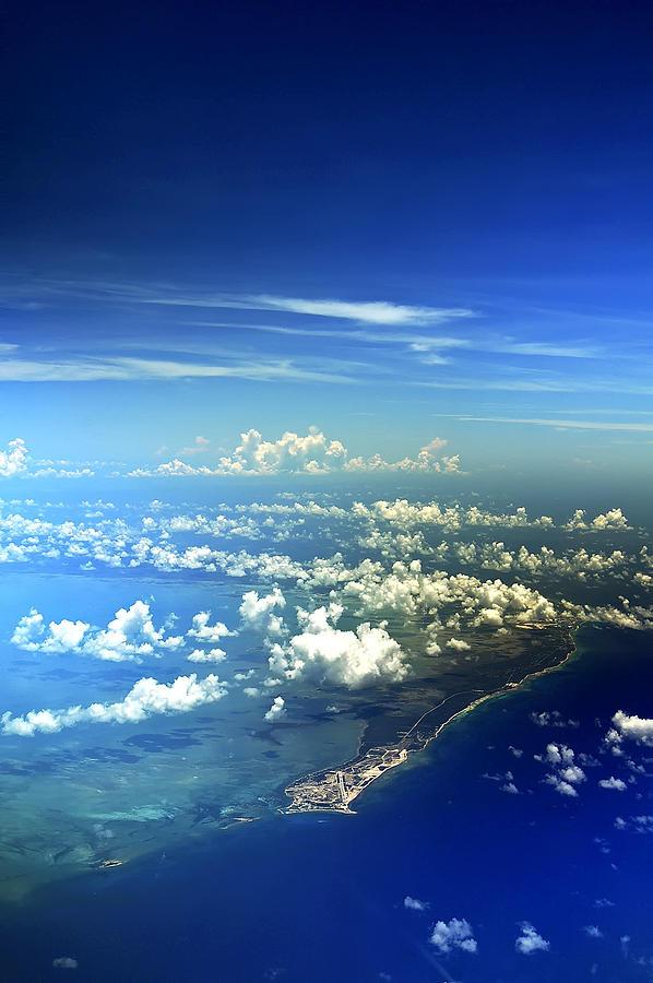 Bahamas Photograph - A Whole New World by Mandy Wiltse