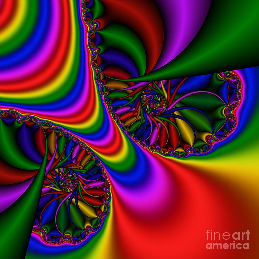 Abstract 502 Digital Art