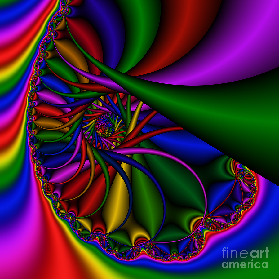 Abstract 530 Digital Art