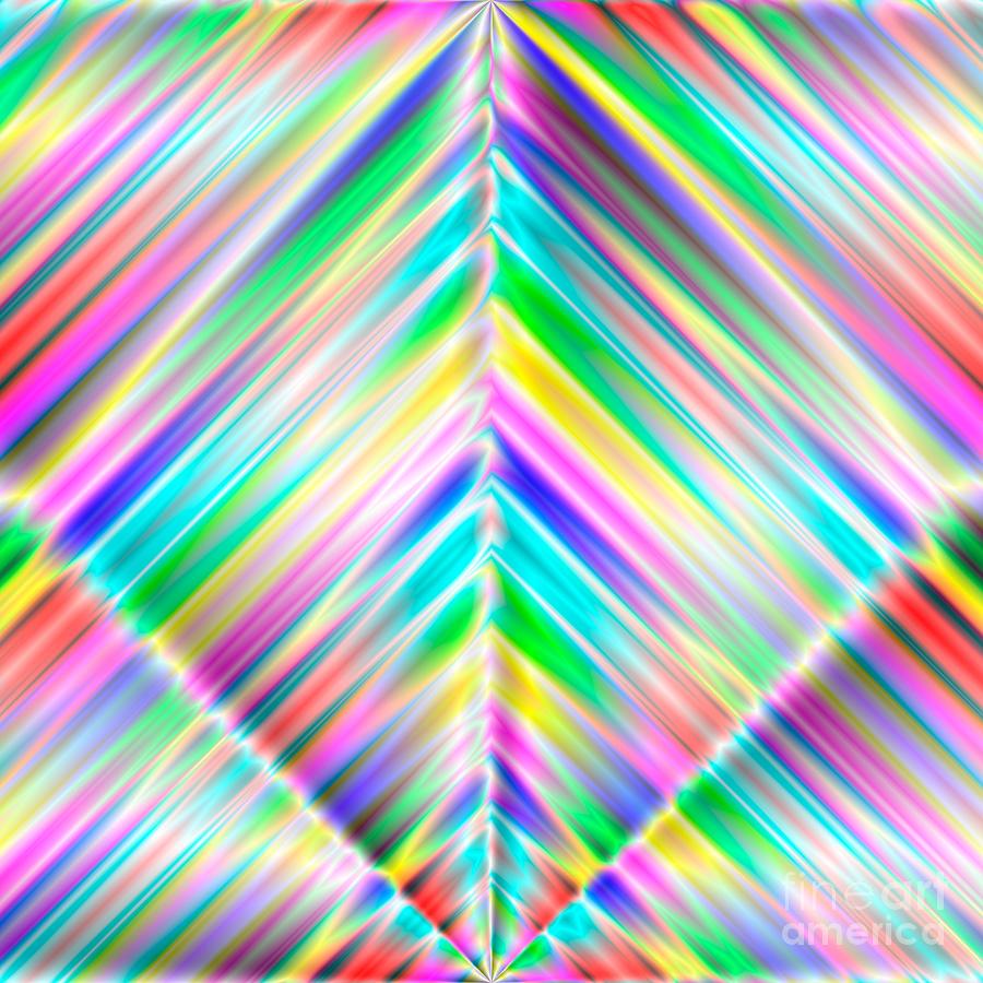 Abstract Digital Art - Abstract 700 by Rolf Bertram