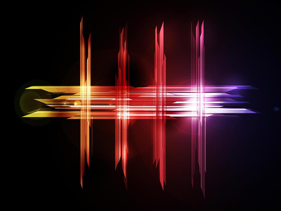 Abstract Five Digital Art