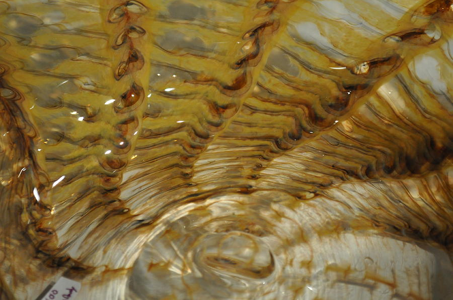 Abstract Glass 2 Photograph