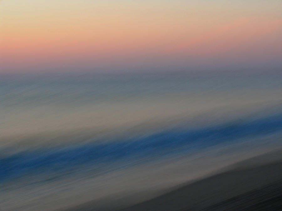 Abstract Photograph - Abstract Seascape 1 by Juergen Roth