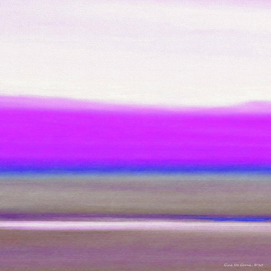 Abstract Sunset 65 Painting