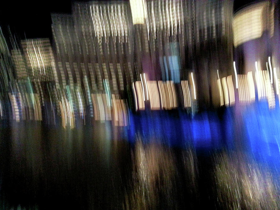 Abstraction In Las Vegas 001 Photograph