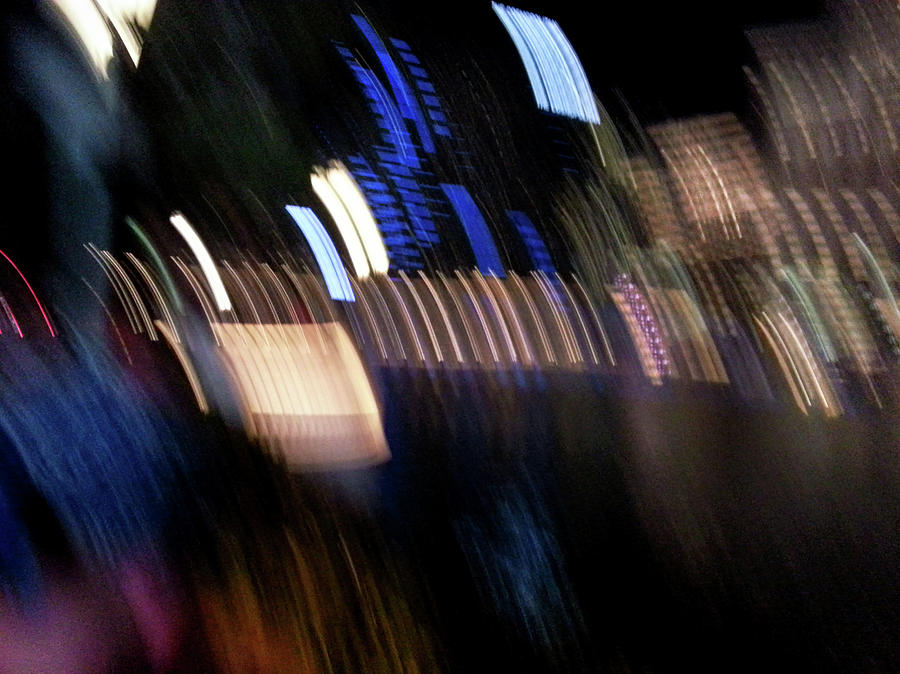 Abstraction In Las Vegas 002 Photograph