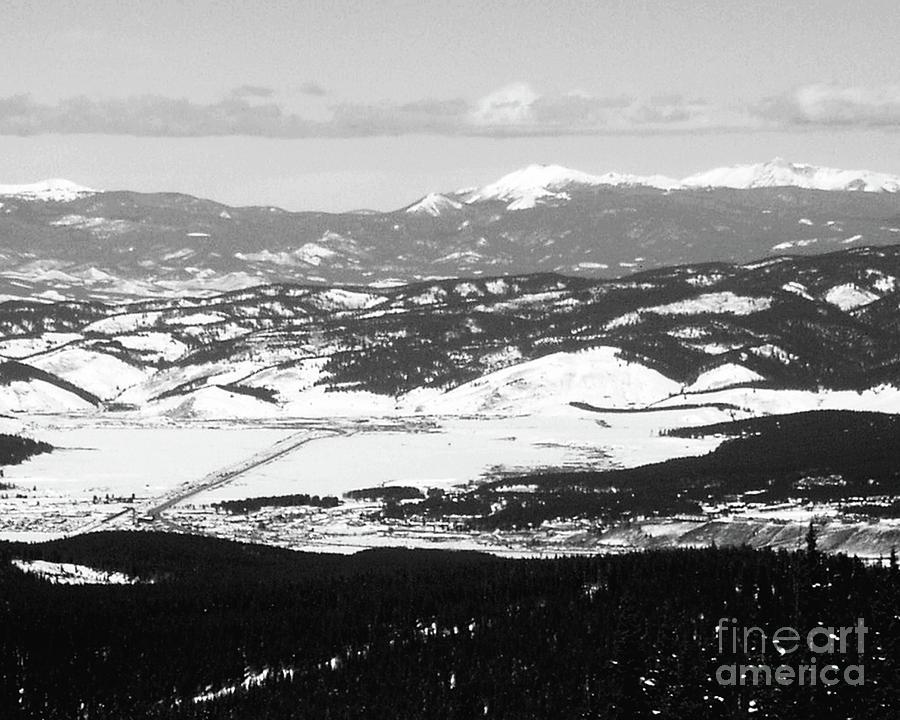 Winter Park, Colorado Photograph
