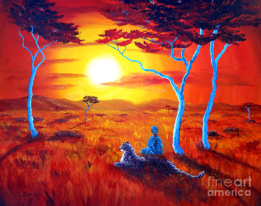 Back to Laura Iverson | Art > Paintings > Painting PaintingsAcrylic Paintings Sunset