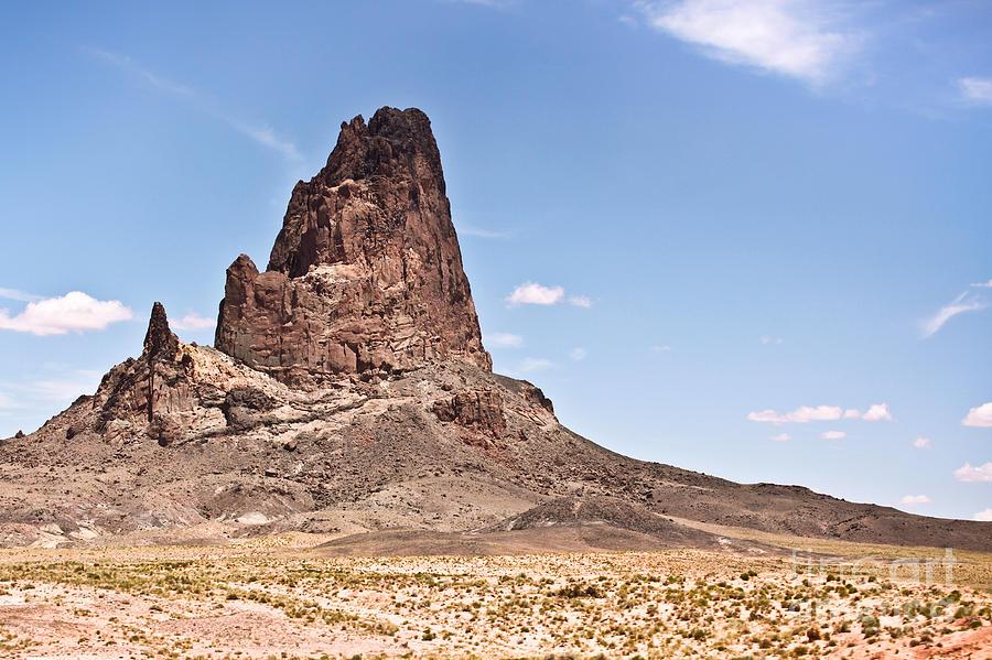 ryankellyphotography@gmail.com Photograph - Agathla Peak by Ryan Kelly