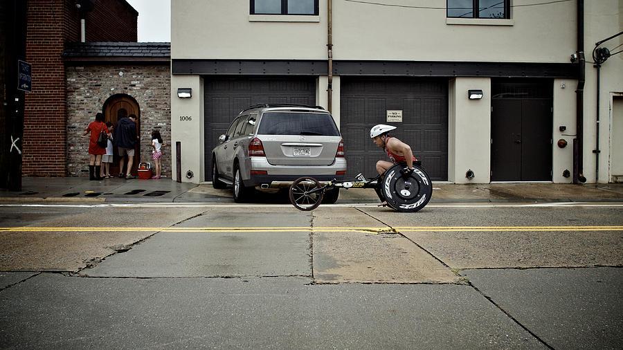 augusta Ironman Photograph - Ai 6 by Patrick Biestman