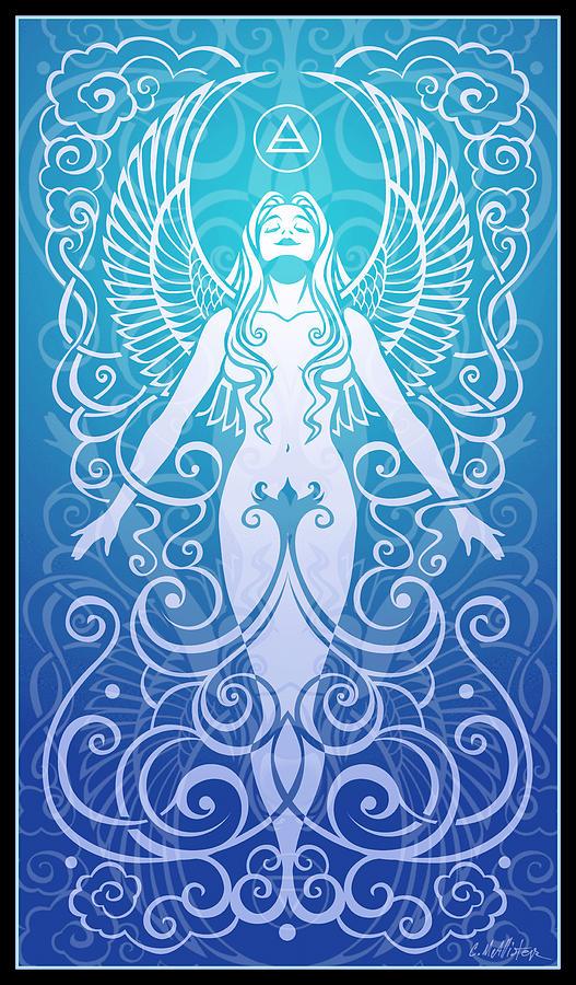 Air Spirit Digital Art