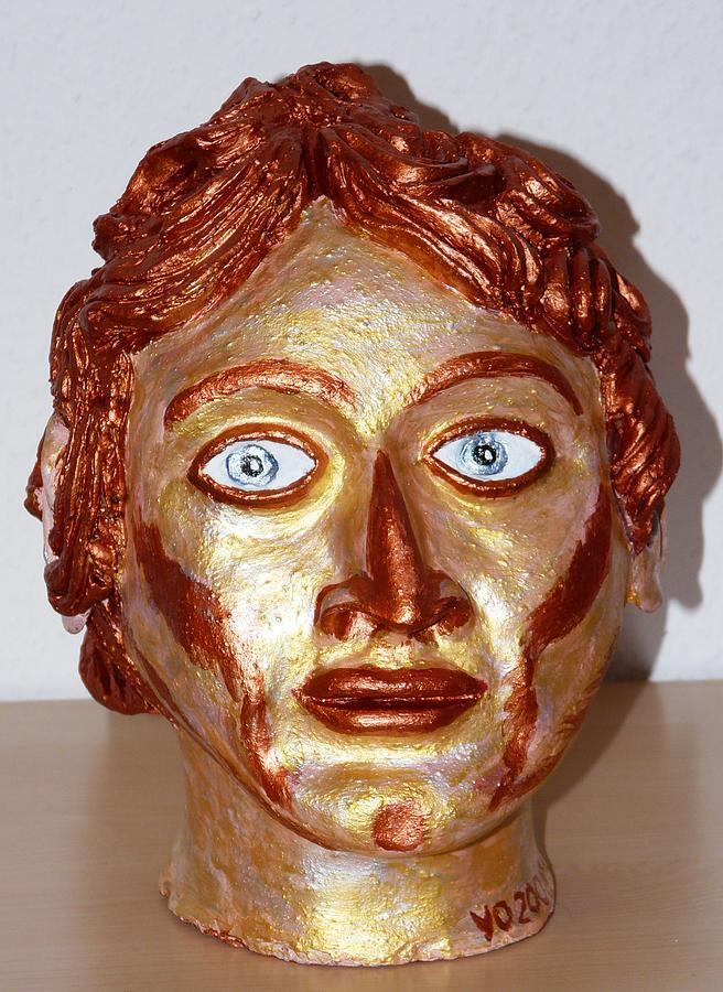 Alexander Sculpture - Alexander The Great by Valerie Ornstein
