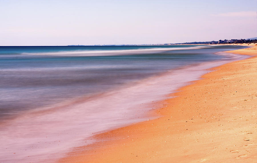 Algarve Beach, Long Exposure - Portugal Photograph