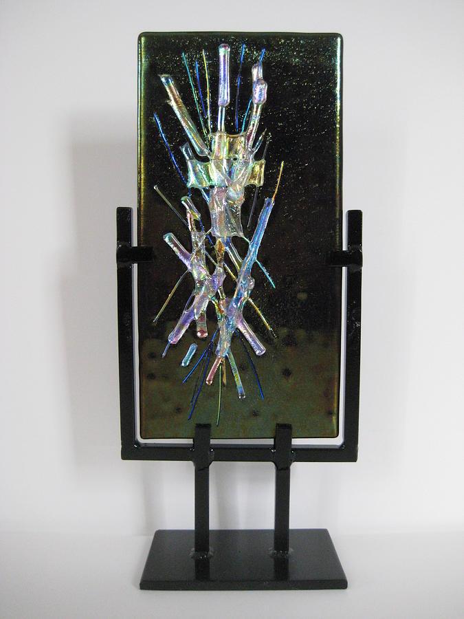 Alien Light Sculpture