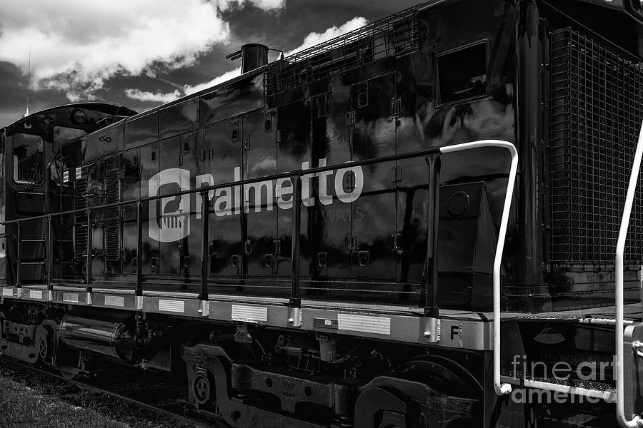 All Aboard Palmetto Railways Photograph