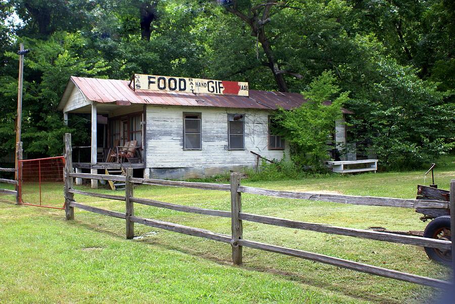 Along Route 66 Photograph