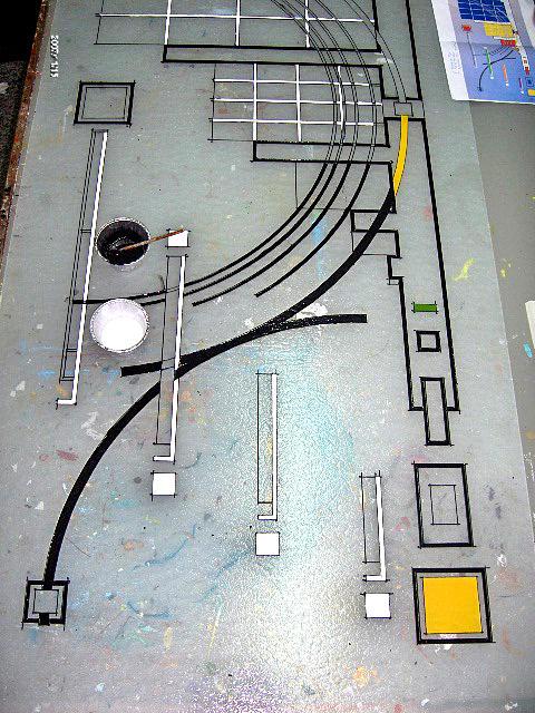 Altra Vetrata In Lavorazione Glass Art