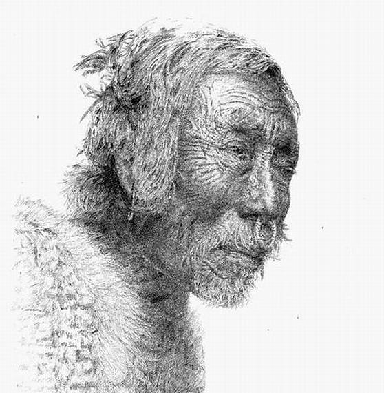 Australia Painting - America Native by Kim Philipsen