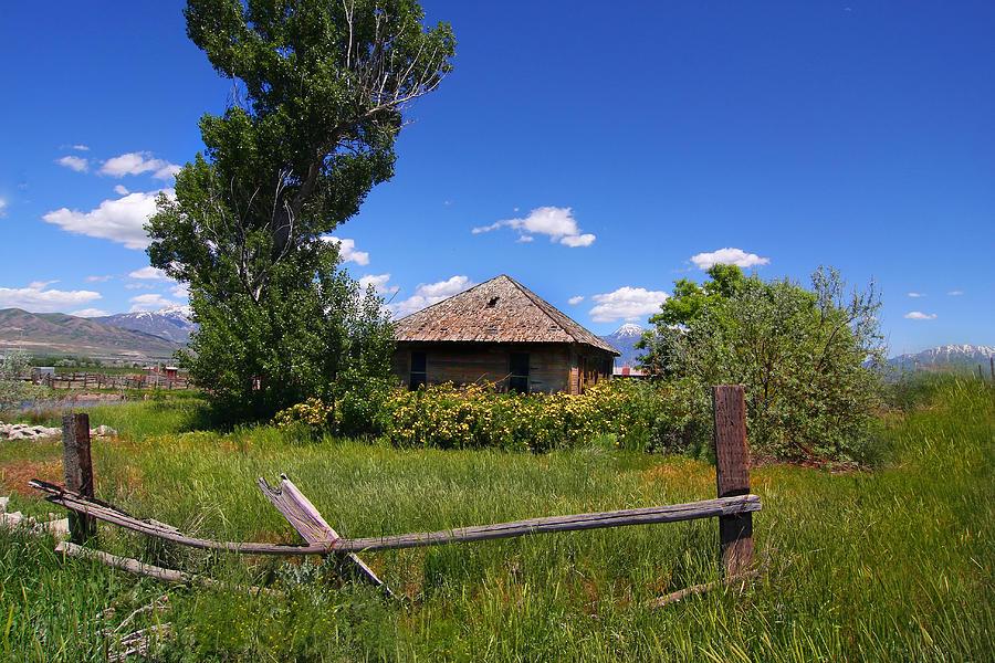 Americana Farm Photograph