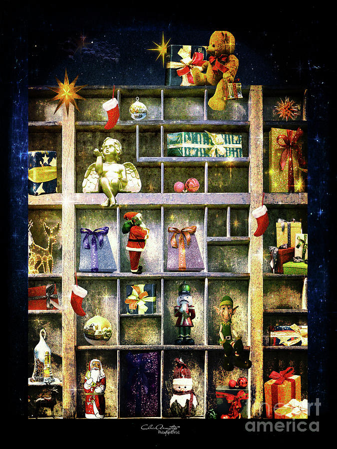 An Old Fashioned Christmas Wish Photograph