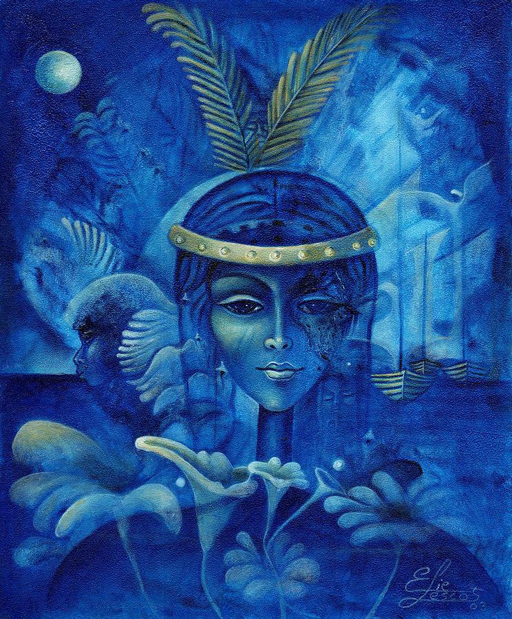 Anacaona Painting