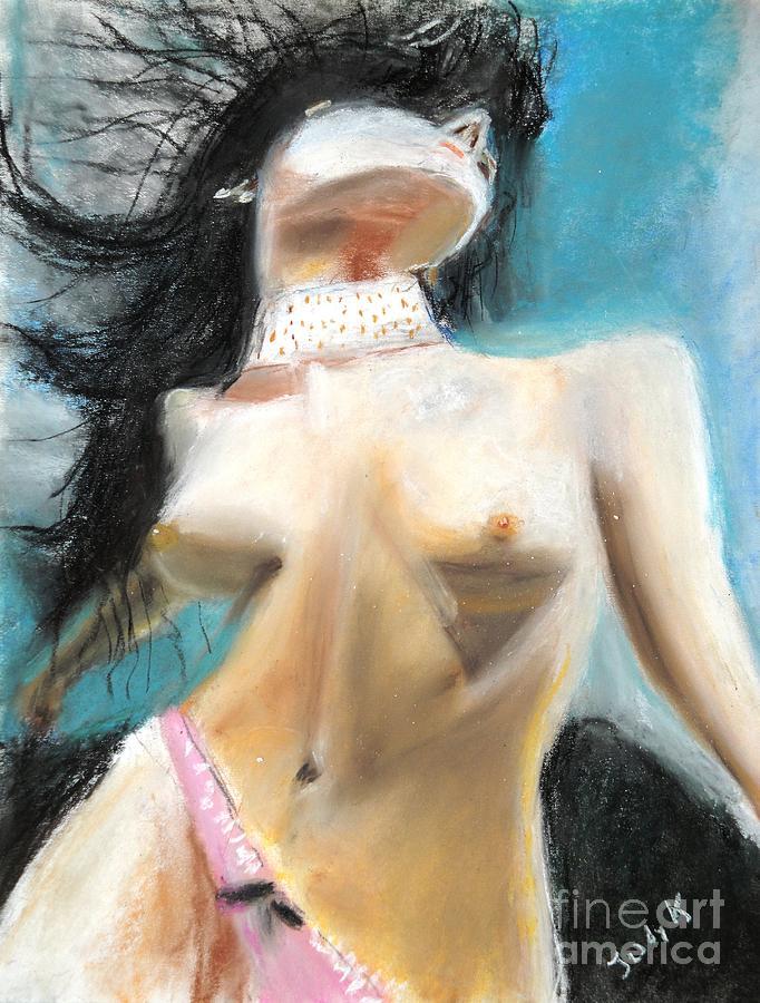 Nude Drawing - Anatomy 101 by Judy Kay