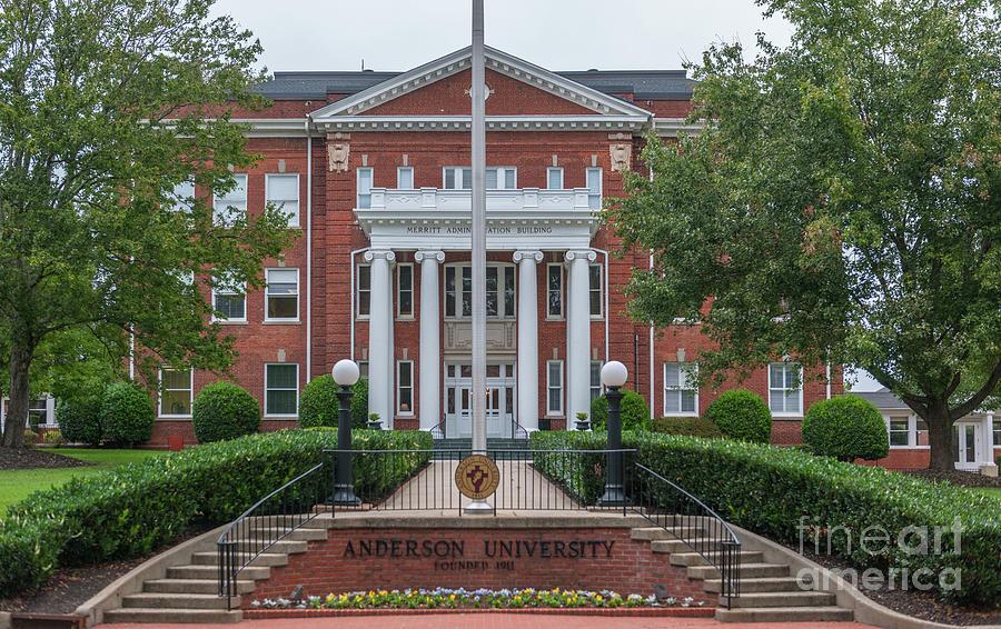 Anderson College Photograph
