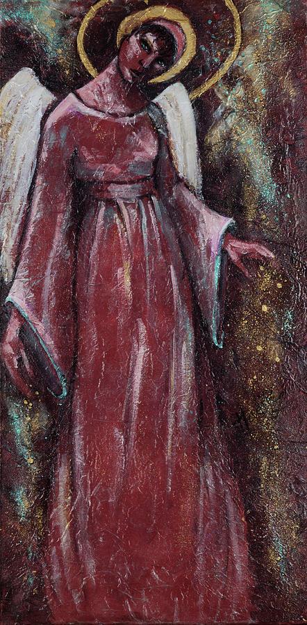 Angel Judy Painting