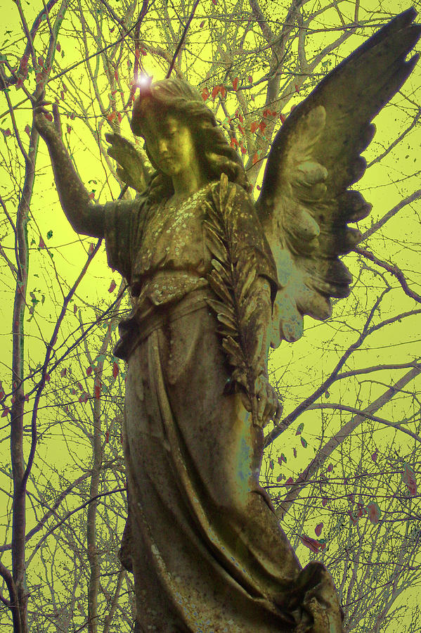 Angel Of Bless Photograph - Angel Of Bless No. 01 by Ramon Labusch