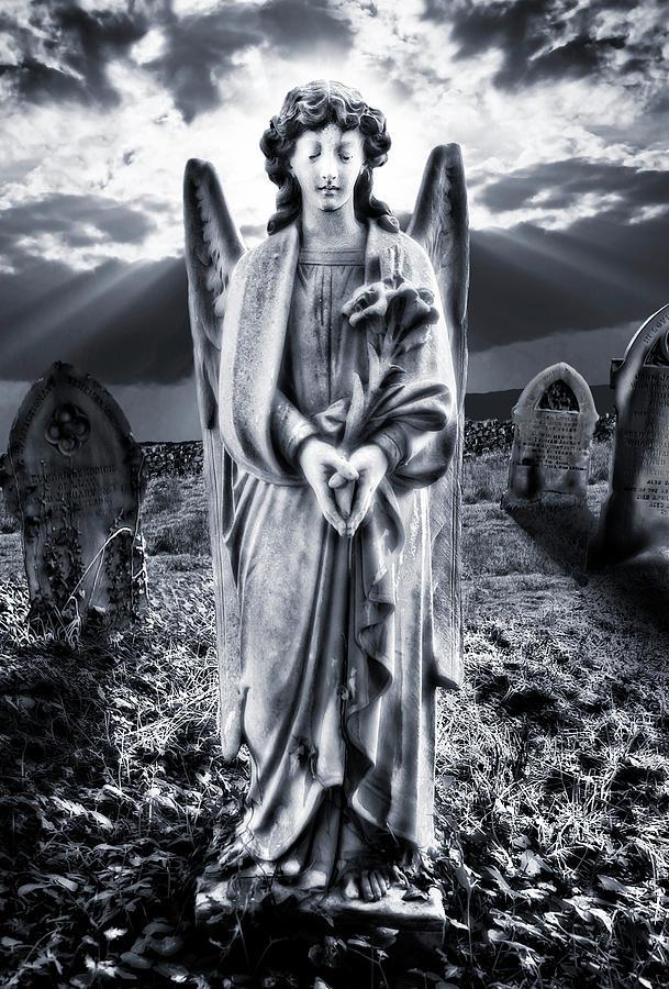 Angelic Light Photograph